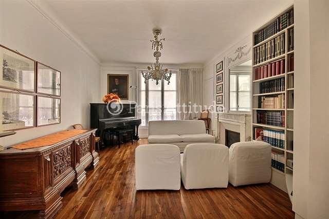 Aluguel Apartamento mobiliado 2 quartos 82m² rue Lyautey, 75016 Paris