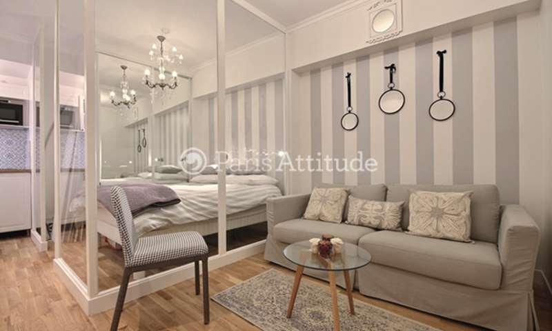 Location Appartement Studio 22m² boulevard Saint Germain, 6 Paris