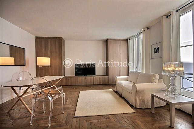 Alcove Studio Apartment