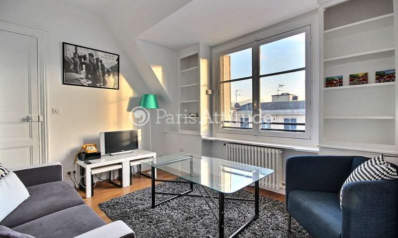 Rent Apartment 1 Bedroom 35m² rue Laborde, 8 Paris