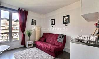 Rent Apartment Studio 16m² rue Faidherbe, 11 Paris