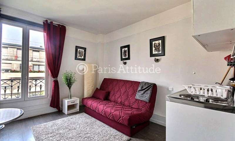 Location Appartement Studio 16m² rue Faidherbe, 11 Paris