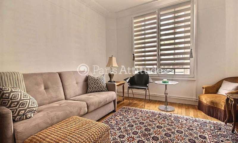 Location Appartement 1 Chambre 53m² rue des Boulets, 11 Paris