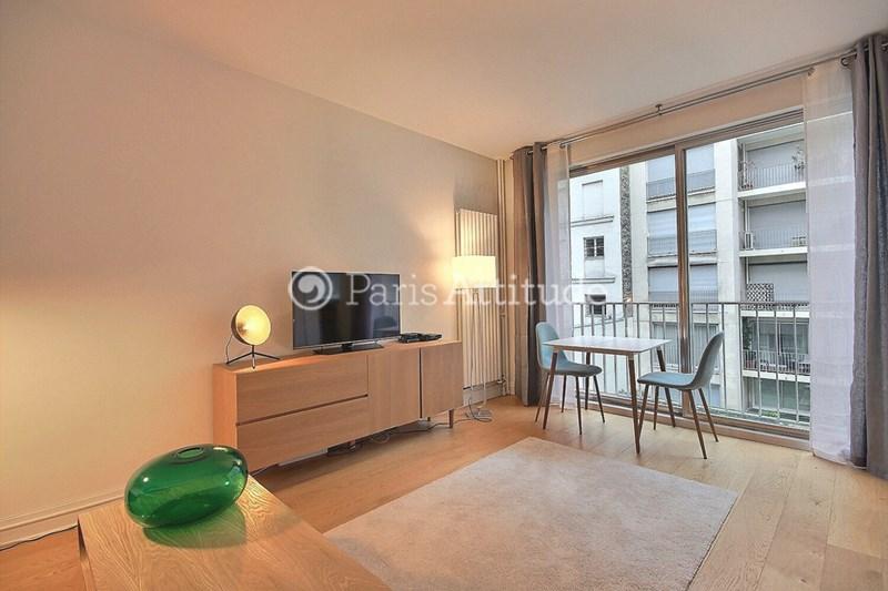 Rent Apartment Studio 30m² avenue Victor Hugo, 75016 Paris