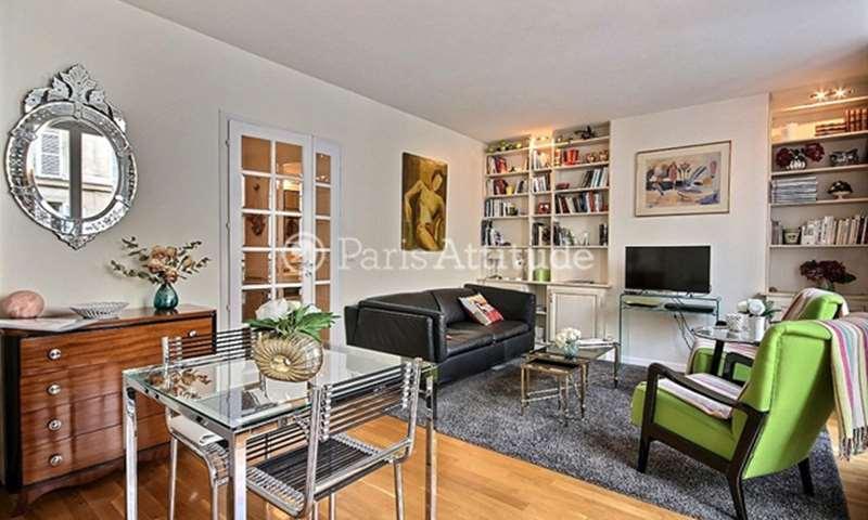 Rent Apartment 1 Bedroom 50m² rue Malher, 4 Paris