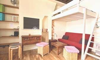 Rent Apartment Studio 27m² rue des Lombards, 4 Paris