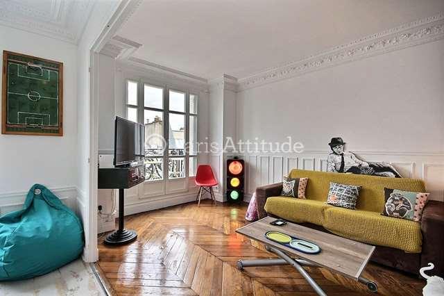 Rent Apartment in Paris 75003 - Furnished - 44m² Le Marais - ref 11660