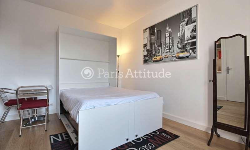 Rent Apartment Studio 18m² rue de l Est, 92100 Boulogne Billancourt