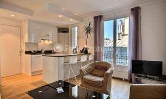Rent Apartment 2 Bedrooms 47m² rue Veron, 18 Paris