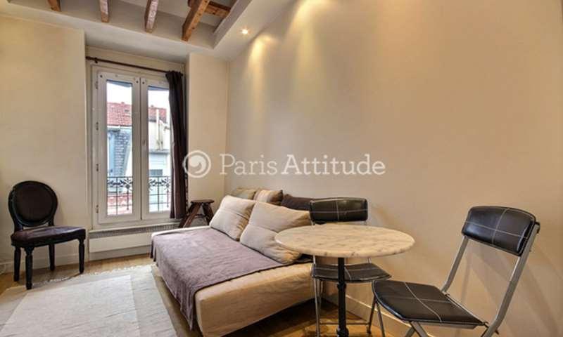 Aluguel Apartamento Quitinete 20m² rue de Bassano, 16 Paris
