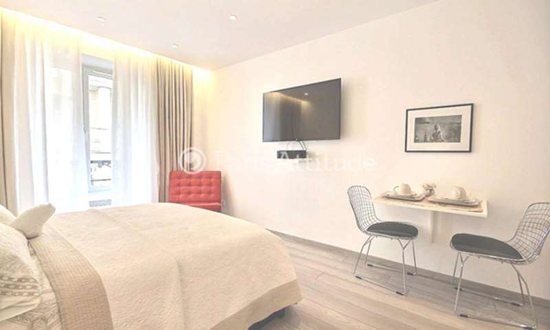 Rent Apartment Studio 24m² rue Jean Mermoz, 8 Paris