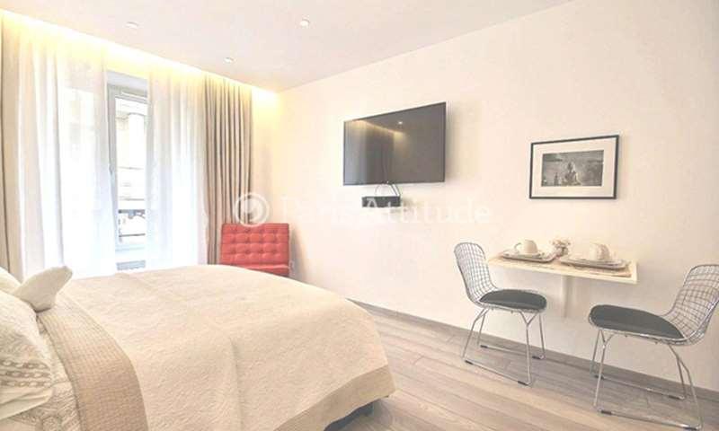 Location Appartement Studio 24m² rue Jean Mermoz, 8 Paris