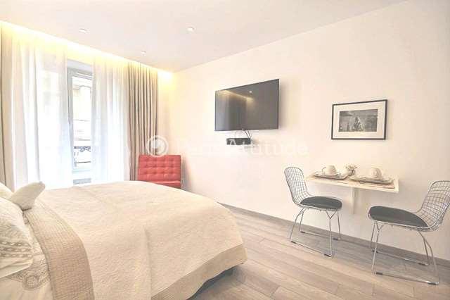 Aluguel Apartamento mobiliado Quitinete 24m² rue Jean Mermoz, 75008 Paris