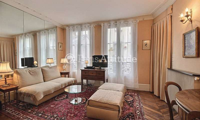 Rent Apartment 1 Bedroom 35m² rue de Seine, 75006 Paris