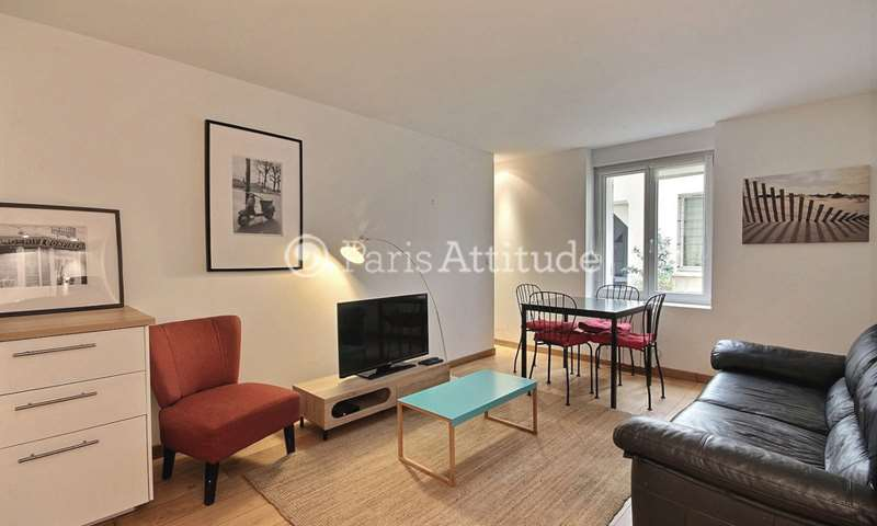 Rent Apartment 1 Bedroom 35m² rue de Nice, 11 Paris