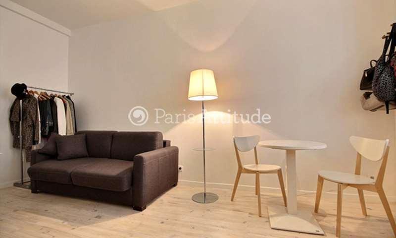 Location Appartement Studio 19m² rue Sainte Foy, 2 Paris