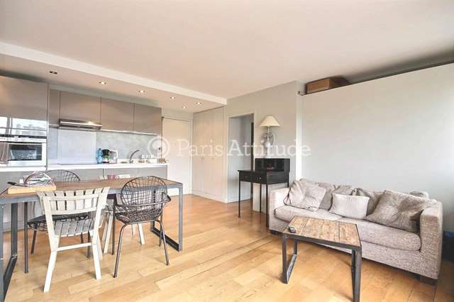 Rent furnished Apartment 1 Bedroom 42m² rue Leon Frot, 75011 Paris