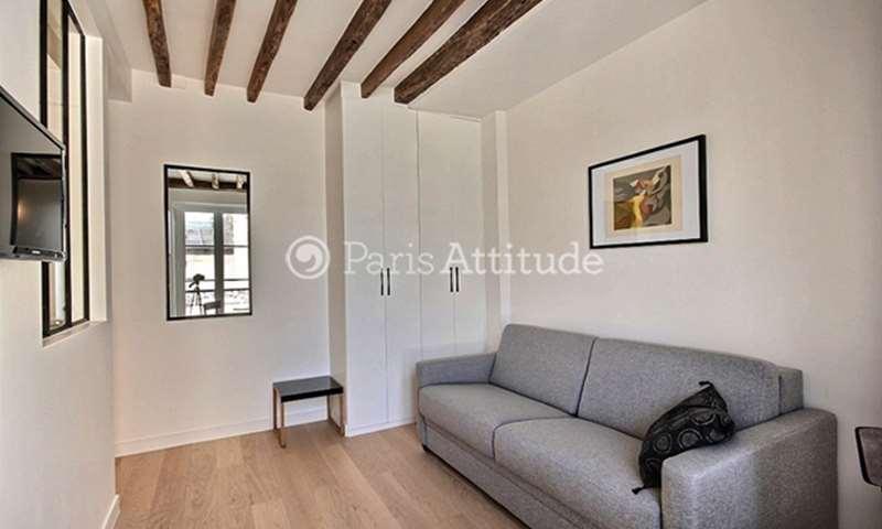 Rent Apartment Studio 16m² rue Frochot, 9 Paris