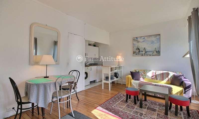 Rent Apartment 1 Bedroom 35m² rue Saint Jacques, 5 Paris