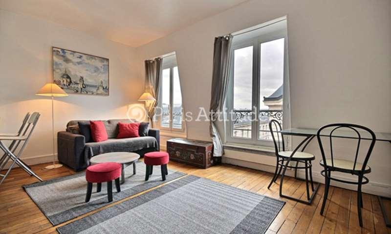 Rent Apartment 1 Bedroom 35m² rue Saint Jacques, 75005 Paris