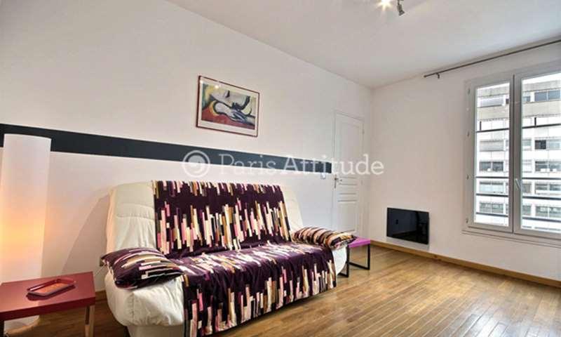 Location Appartement 1 Chambre 30m² boulevard de Picpus, 75012 Paris