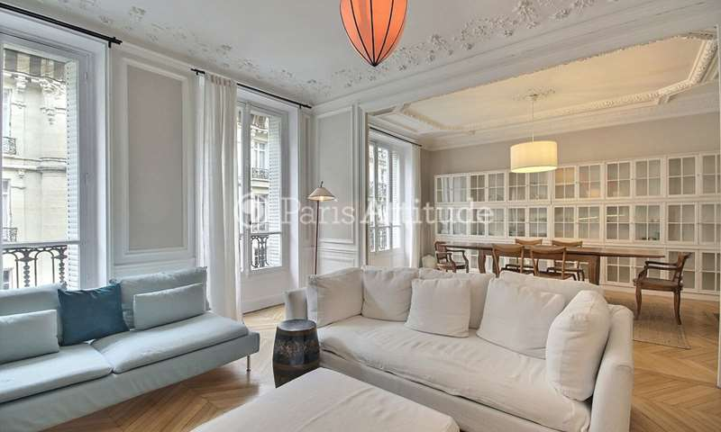 Rent Apartment 3 Bedroom 116m² rue de Chartres, 92200 Neuilly sur Seine