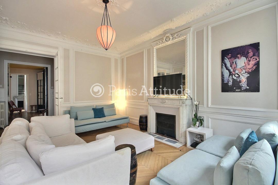 Louer un appartement neuilly sur seine 92200 116m - La table des oliviers neuilly ...