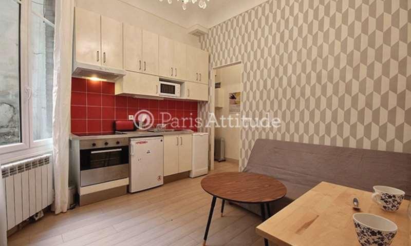 Rent Apartment 1 Bedroom 27m² rue de Teheran, 75008 Paris