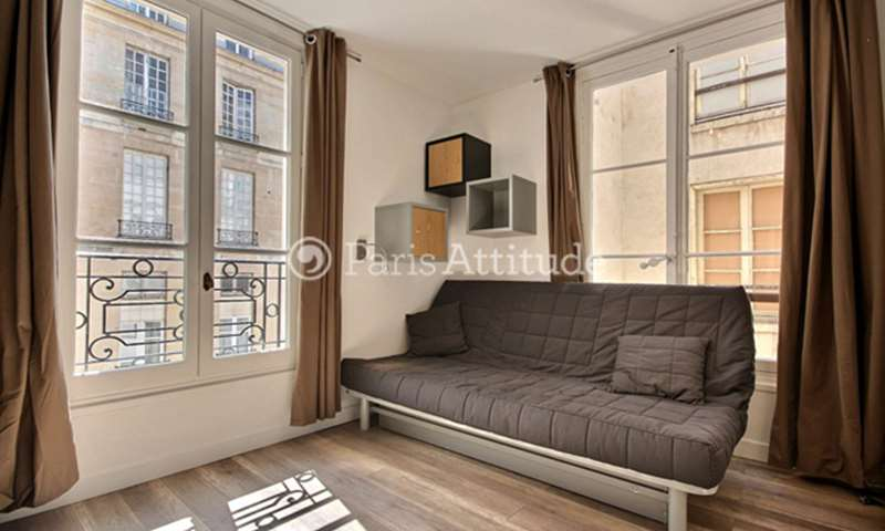 Rent Apartment Studio 20m² rue Guisarde, 75006 Paris