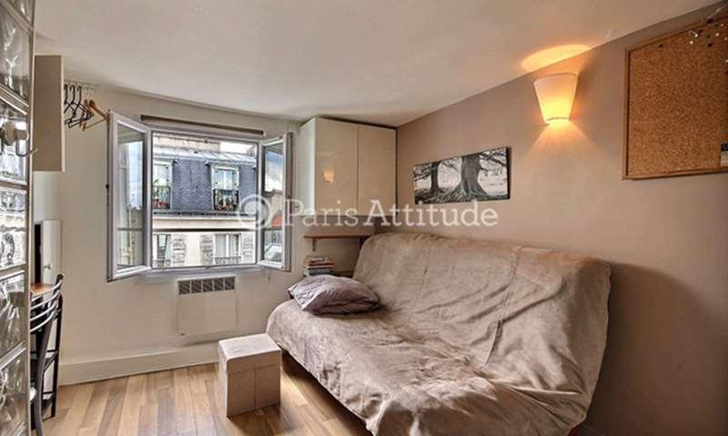 Location Appartement Studio 14m² rue Ferdinand Duval, 75004 Paris