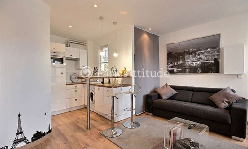 Rent Apartment Studio 23m² rue de l Ouest, 75014 Paris