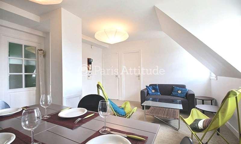 Rent Apartment 1 Bedroom 60m² rue Perignon, 75007 Paris