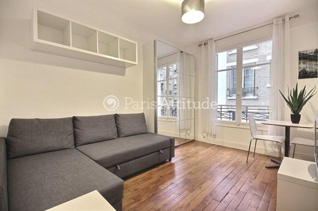 Rent Apartment Studio 23m² rue Saint Amand, 75015 Paris
