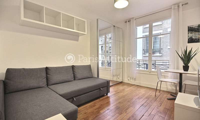Location Appartement Studio 23m² rue Saint Amand, 75015 Paris