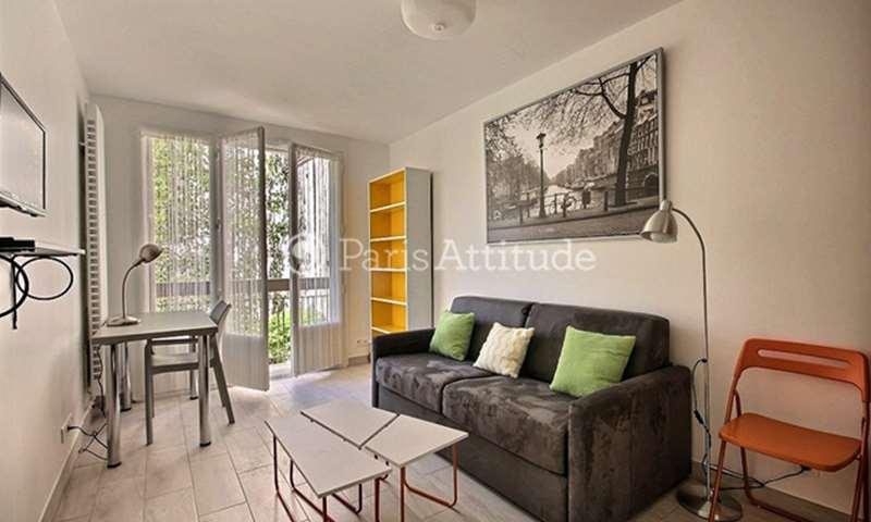 Rent Apartment Studio 23m² rue de la Pierre Levee, 75011 Paris