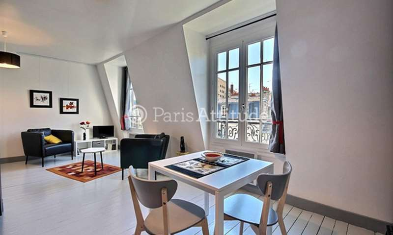 Rent Apartment Studio 29m² rue d Alesia, 75014 Paris