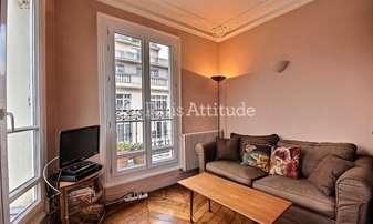Rent Apartment 3 Bedrooms 65m² rue Beaurepaire, 10 Paris