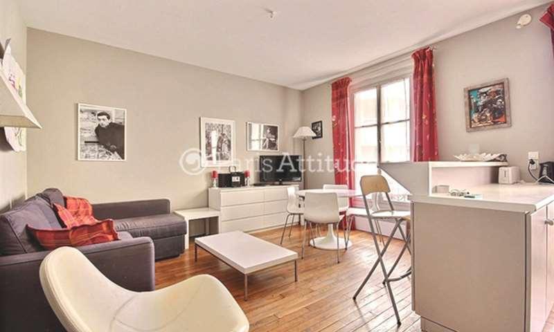 Location Appartement 2 Chambres 55m² passage des Entrepreneurs, 15 Paris
