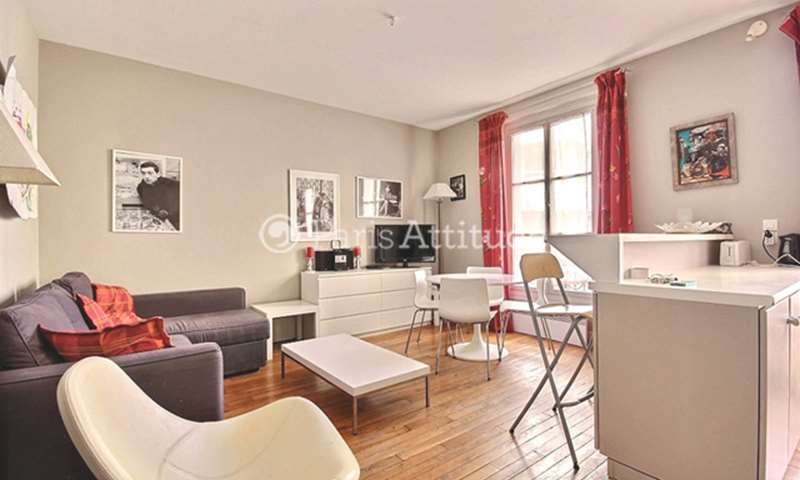 Rent Apartment 2 Bedrooms 55m² passage des Entrepreneurs, 15 Paris