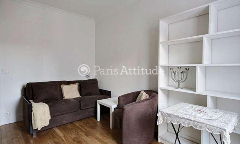 Rent Apartment Studio 23m² rue de la Convention, 75015 Paris