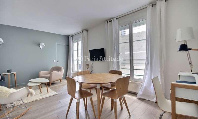 Location Appartement 1 Chambre 42m² avenue de Versailles, 16 Paris