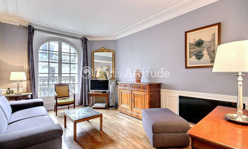 Rent Apartment 2 Bedrooms 80m² rue Damremont, 18 Paris