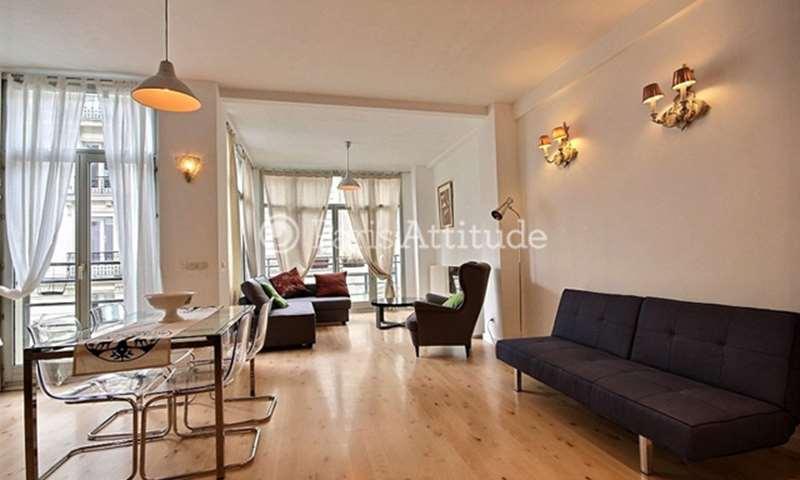 Location Appartement 2 Chambres 81m² rue Martel, 10 Paris