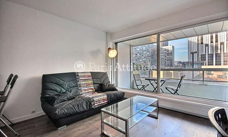 Location Appartement Studio 22m² rue du Commandant Rene Mouchotte, 14 Paris