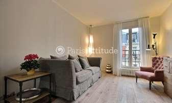 Rent Apartment 2 Bedrooms 62m² rue Yvon Villarceau, 16 Paris