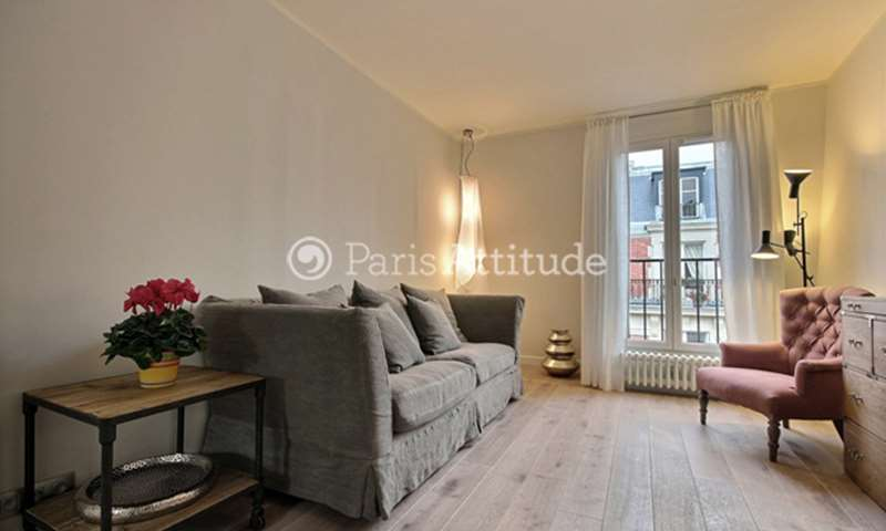 Rent Apartment 2 Bedrooms 62m² rue Yvon Villarceau, 16 Paris