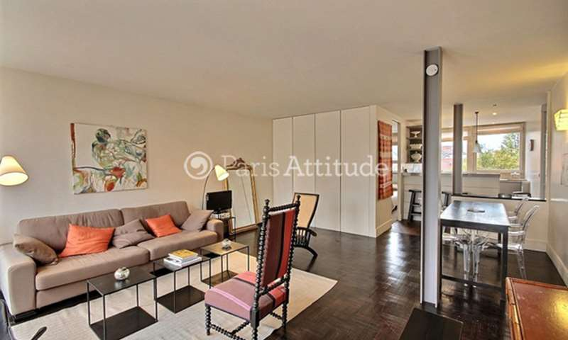 Rent Apartment 1 Bedroom 55m² rue de l epee de Bois, 75005 Paris
