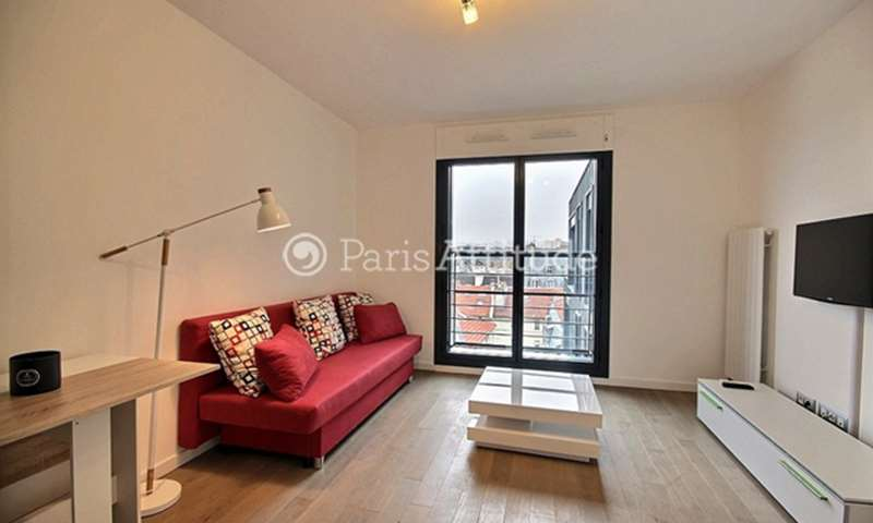 Rent Apartment Studio 31m² rue du Faubourg Saint Antoine, 75011 Paris