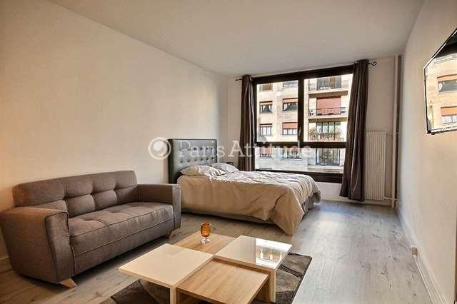 Rent furnished Apartment Studio 30m² avenue Paul Doumer, 75016 Paris