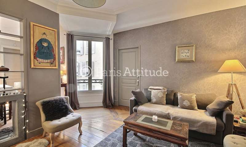Rent Apartment 2 Bedrooms 63m² rue de Constantinople, 8 Paris